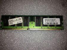 MEMORIA DDR VDATA 512 MB 400 MHZ PC3200 MDGVD5F3H4750N1E02 184 pin