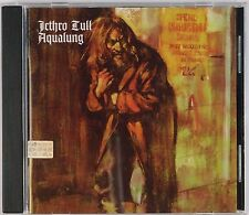JETHRO TULL: Aqualung ARGENTINA Import CD Rare 90s Press Prog