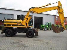 JCB JS200W Auto Tier III Wheeled Excavator Workshop Service Repair Manual