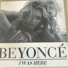 BEYONCE 'I WAS HERE' BRAND NEW SONY - 5 X REMIX CD PROMO