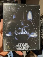 Star Wars Episode 5 The Empire Stikes Back (Blu-ray + 4K UHD) EMPTY STEELBOOK