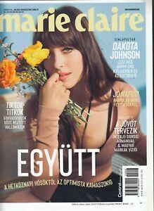 DAKOTA JOHNSON, CHER, DUA LIPA , GIORGIO ARMANI  Hungarian magazine