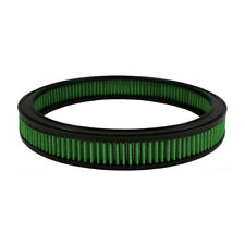 "Green Filter USA 4027 Cobra Dual High Air Flow Element 20.5/"" L 9.75/"" W 2/"" H Red"
