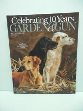 Garden U0026 Gun Magazine April/May 2017 Anniversary Issue Dogs Cover