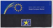 GB Presentation Pack 231 European Market 1992 MNH 10% OFF FOR ANY 5+