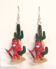 NEW Lil Homies Red Hot Chili Peppers Jalapenos Figures Figurines Dangle Earrings