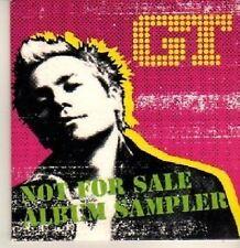 (CP232) GT, Album sampler - DJ CD
