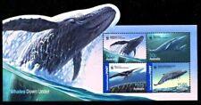 Australia 2537a, MNH, WWF, Marine Life, Whales. s9344