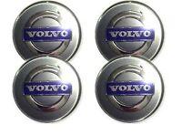 4 x Genuine Volvo Alloy Wheel Hub Centres C30 C70 S40 S60 S80 V50 V70 XC90
