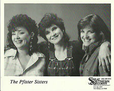 Pfister Sisters Publicity Photo