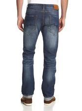 Parasuco Soho Selvedge Denim Men's Classic Straight Jeans Indigo $150 NEW 33x34