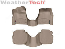 WeatherTech FloorLiner for Lincoln Town Car - Over-The-Hump - 1998-2011 - Tan