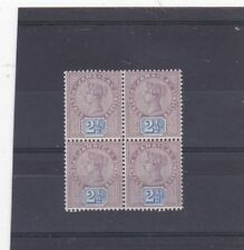 Mint Never Hinged/MNH British Colony Royalty Stamp Blocks