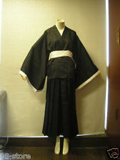 BLEACH Death Cosplay Costume Shinigami Kimono Specifications