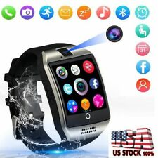 Touch Screen Bluetooth Smart Watch Gsm Cell Phone Watch for Android Samsung Htc