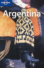 Very Good, Argentina (Lonely Planet Country Guides), Palmerlee, Danny, Bao, Sand