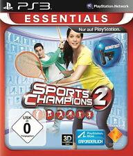 Sports Champions 2 -- Essentials (Sony PlayStation 3, 2013, DVD-Box)