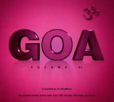 GOA 41 = Daydin/Noize/Frenetic/Relativ/Astrix...=2CD= PSY TRANCE PROGRESSIVE!