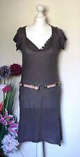 """Vêtement occasion femme - Robe coton """" Temps des Cerises """" - T : 38 / M"""