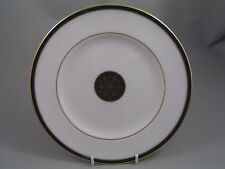 "ROYAL DOULTON OXFORD GREEN ACCENT 8"" SALAD/DESSERT PLATE, 2nd."