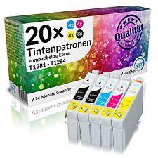 20 Druckerpatronen für Epson Stylus S22 SX125 SX130 SX235W SX420W SX435W SX440W