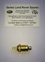 Land Rover Series 2a and 3 Temperature Transmitter 2.25 - 2.6l BR2117