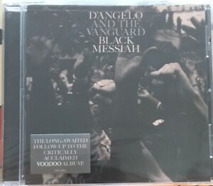 D'Angelo - Black Messiah CD NEW Soul Funk Album