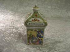 Hutschenreuther Weihnachts - Spieluhr von 2003, Top