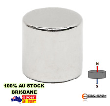 1x Powerful Cylinder 39.37mm X 50.8mm N50 | Strong Rare Earth Magnets Disc Disk