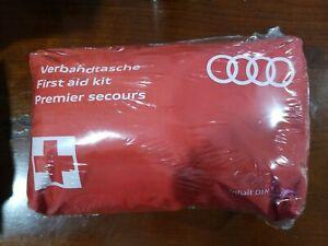 OEM Sealed Brand New AUDI First Aid Kit part#: 4L0093108C