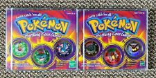 More details for pokémon battling coin game x 2 lots