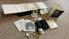 Apple iPod Classic 3rd Generation 20GB - Complete Set