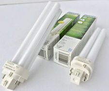 2pk Philips 21W PL-C 830/4P/XEW 4 Pin Lamp Bulb Light Tube Stick G24q-3,lot of 2