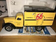 """First Gear-"""" CAMPBELL 66 EXPRESS """" 1957 International KB-8 Truck 1/34 #19-2468"""