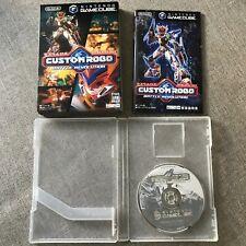 CUSTOM ROBO BATTLE REVOLUTION Nintendo Gamecube GC Japan import NTSC-J