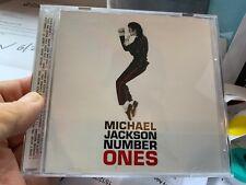 Michael Jackson number ones CD New AUSTRALIAN CD