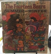 The Fourteen Bears Summer and Winter Evelyn Scott Virginia Parsons 1975 Golden