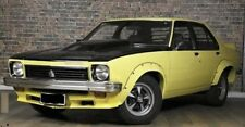 HOLDEN A9X TORANA LH LX 4 DOOR BODY KIT FLARES SCOOP FRONT LIP AND BOBTAIL