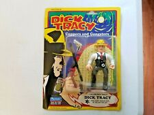 Dick Tracy 1990 Playmates Action Figure- Vintage- Moc Mib