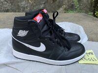 Nike Air Jordan 1 Retro High OG Yin Yang Men Size 8.5 555088-011 BRED ROYAL TOE