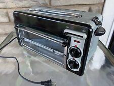 New listing Hamilton Beach Toaster Oven Extra Wide 2-Slice Toaster Toastation 22708 Pickup