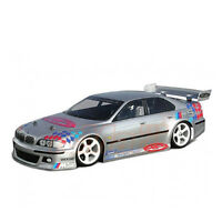 HPI BMW M5 200mm Clear Body For 1:10 Touring RC Cars On Road #7450