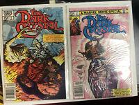 Dark Crystal 1983 # 1,2 Canadian price Variant (NM) Movie Jim Henson !