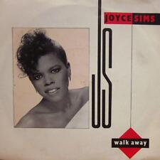 "Joyce Sims(7"" Vinyl P/S)Walk Away-London-LON 176-UK-Ex/VG+"