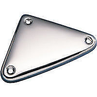 Chrome Ignition Module Cover for 82-03 Sportster