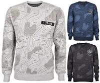 Men Sweatshirt Designer Pullover Crew Neck Printed Casual Jumper Sweater Top
