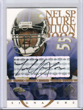 Terrell Suggs 2003 Upper Deck SP Signature Rookie Autograph AUTO RC *RAVENS*