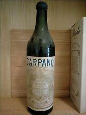VERMOUTH CARPANO VINTAGE 1950 LITRO CARPANO CLASSICO Vermut
