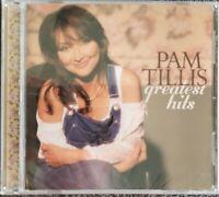 Greatest Hits by Pam Tillis (CD, Jun-1997, Arista, BMG) Brand New Factory Sealed