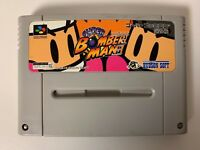 SUPER BOMBERMAN / Super Famicom / Nintendo SNES JAPAN